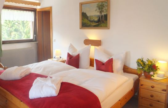 Chambre double (confort) Schwarzwald-Pension Kräutle