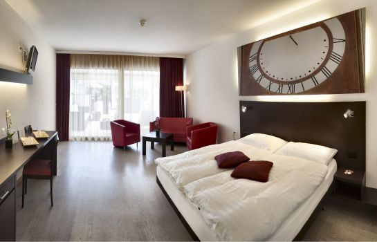 Junior Suite La Meridiana Garni