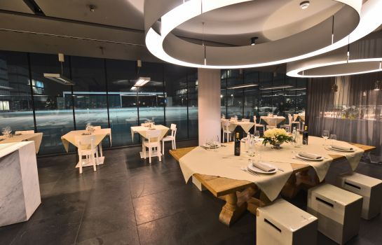 Restaurant Best Western Plus Net Tower Padova