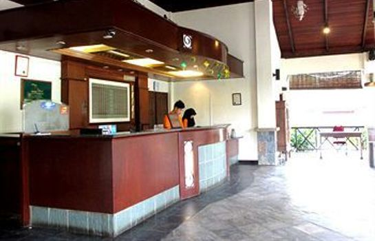 Lobby Le Village Beach Resort Kuantan