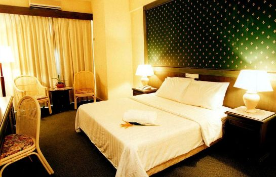 Single room (superior) Le Village Beach Resort Kuantan