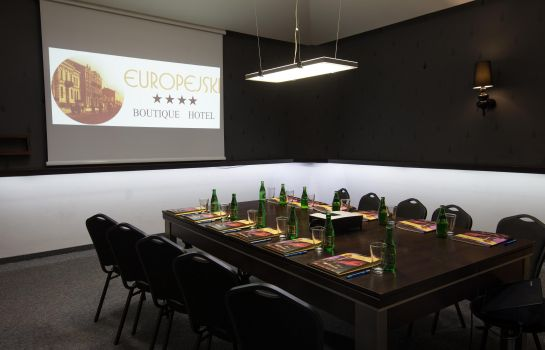 Meeting room Europejski Boutique Hotel