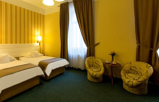 Double room (standard) Europejski Boutique Hotel