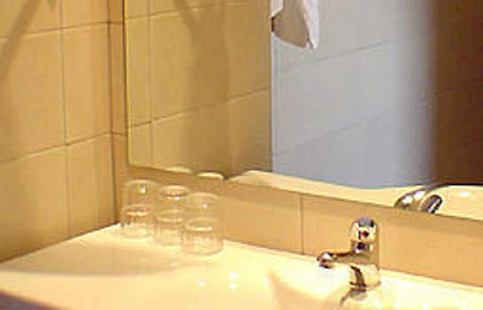 Bagno in camera Saint Constantin Hotel