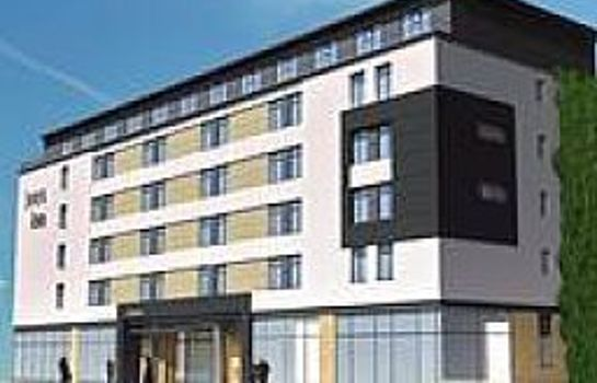Exterior view Jurys Inn Brighton