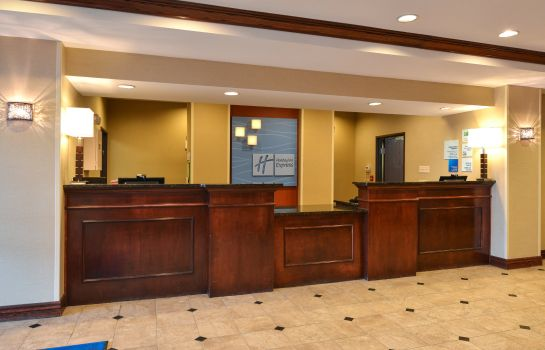 Hotelhalle Holiday Inn Express & Suites CHERRY HILLS