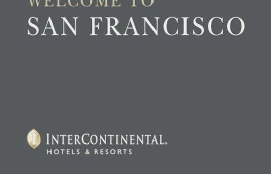 Hall de l'hôtel InterContinental Hotels SAN FRANCISCO