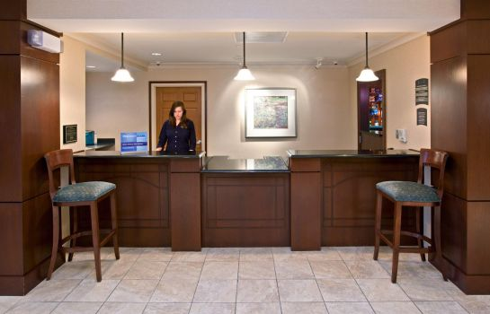 Hotelhalle Staybridge Suites INDIANAPOLIS DOWNTOWN-CONV CTR