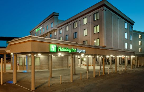 Exterior view Holiday Inn Express ALBANY - DOWNTOWN