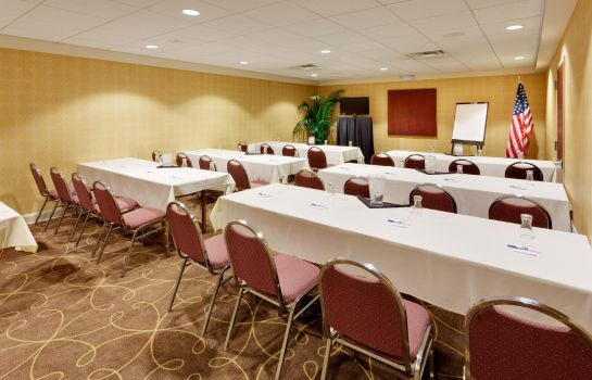 Sala konferencyjna Holiday Inn Express ALBANY - DOWNTOWN
