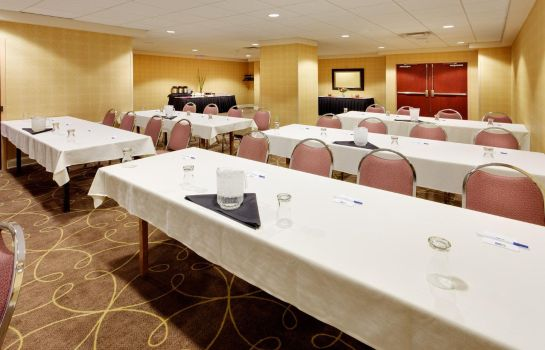 Conference room Holiday Inn Express ALBANY - DOWNTOWN