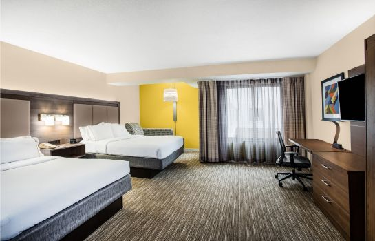 Chambre Holiday Inn Express ALBANY - DOWNTOWN