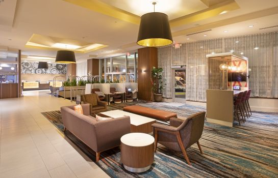 Hol hotelowy Crowne Plaza KANSAS CITY DOWNTOWN