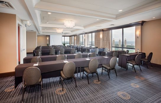 Sala konferencyjna Crowne Plaza KANSAS CITY DOWNTOWN