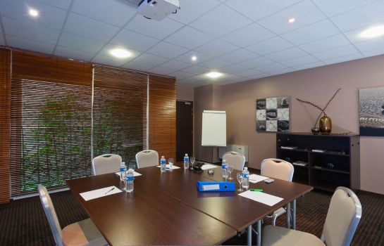 Meeting room Teneo Apparthotel Bordeaux Bègles