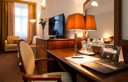 Junior Suite Ambasadorski Land-gut-Hotel