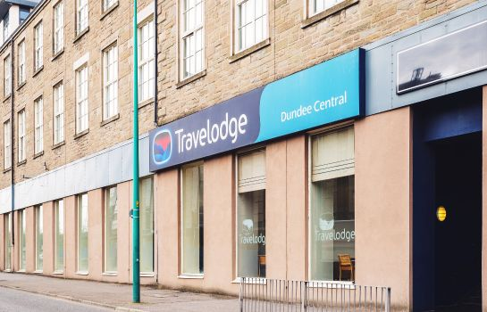 Außenansicht TRAVELODGE DUNDEE CENTRAL