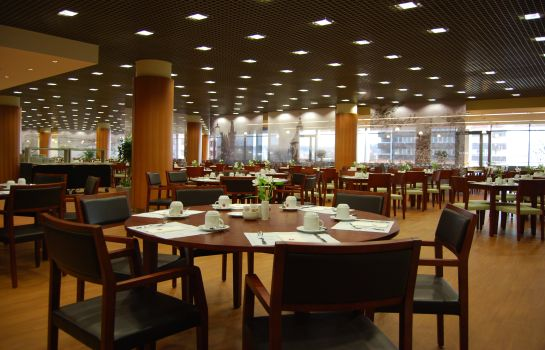Breakfast room Clarion Congress Hotel Prague