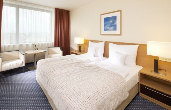 Double room (standard) Clarion Congress Hotel Prague