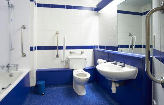 Room Travelodge Watford Central