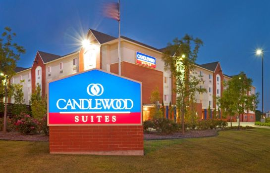 Außenansicht Candlewood Suites DFW SOUTH