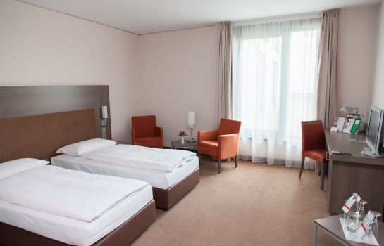 Pokój typu junior suite IntercityHotel