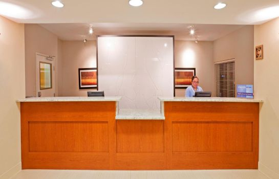 Hotelhalle Candlewood Suites DFW SOUTH