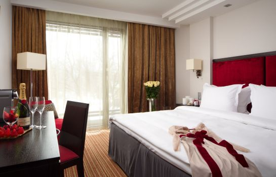 Single room (superior) RADISSON BLU ELIZABETE RIGA