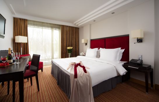 Double room (superior) RADISSON BLU ELIZABETE RIGA