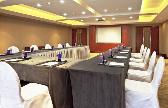 Conference room Crowne Plaza CENTURY PARK SHANGHAI