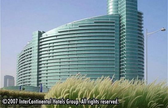 Exterior view InterContinental Hotels RESIDENCE SUITES DUBAI F.C