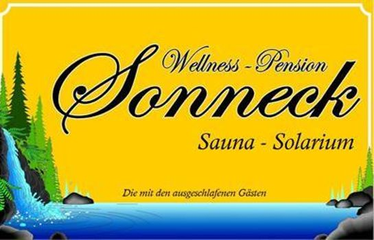 Zertifikat/Logo Wellness Hotel Pension Sonneck
