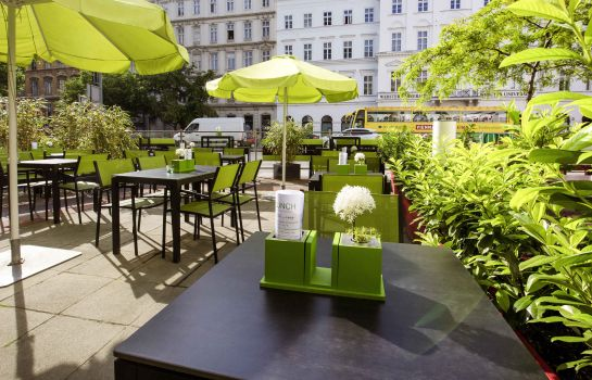 Restaurant Novotel Wien City
