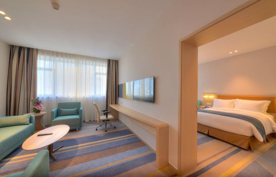 Suite Holiday Inn Express SHANGHAI ZHENPING