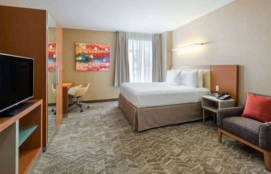Zimmer SpringHill Suites Louisville Downtown