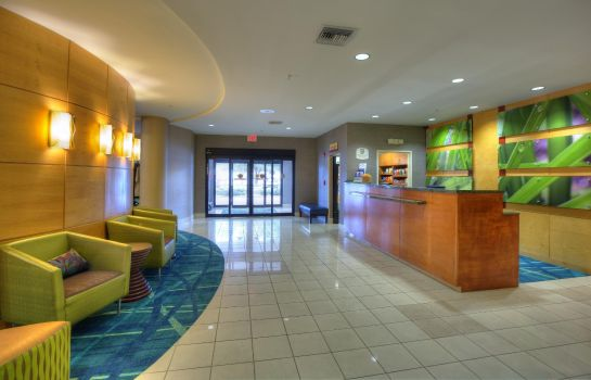 Hotelhalle SpringHill Suites Tampa Brandon