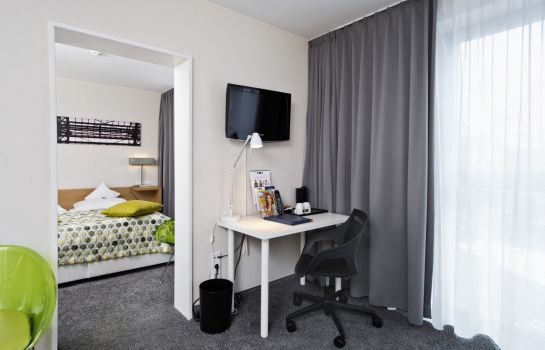 Suite TRYP by Wyndham Frankfurt