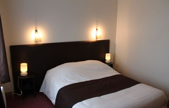 Single room (standard) Citotel Lodge La Valette