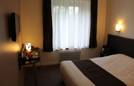 Double room (standard) Citotel Lodge La Valette