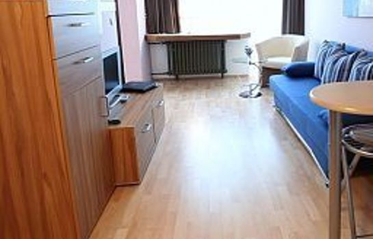Single room (standard) Waldhotel Uhlenhorst