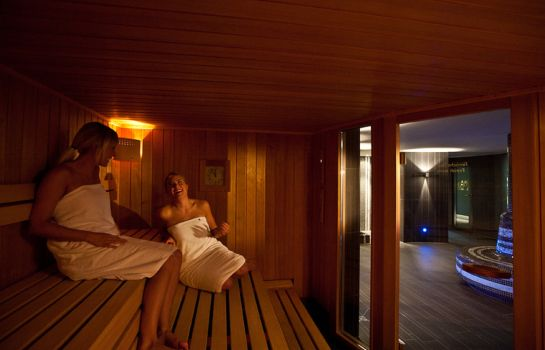 Sauna The Cambrian