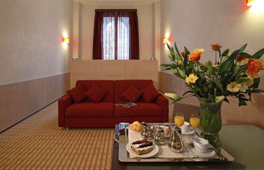 Suite Kolbe Hotel Rome