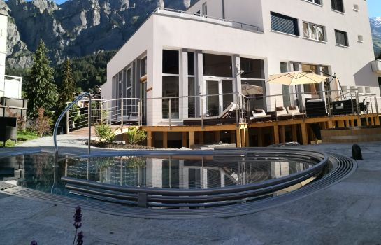 Terrasse Therme 51° Hotel Physio & SPA