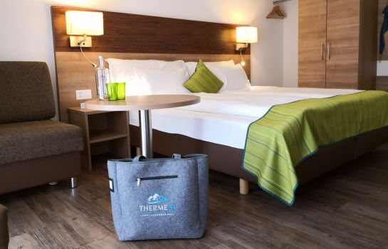 Doppelzimmer Standard Therme 51° Hotel Physio & SPA