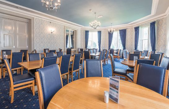Sala de desayuno Lilleshall National Sports & Conferencing Centre