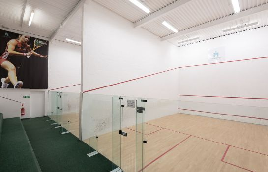 Instalaciones deportivas Lilleshall National Sports & Conferencing Centre