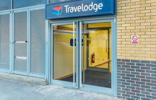 Vista esterna TRAVELODGE LONDON ILFORD