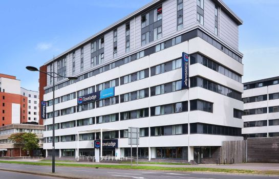 Außenansicht TRAVELODGE SWINDON CENTRAL