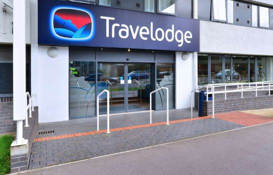 Exterior view TRAVELODGE SWINDON CENTRAL