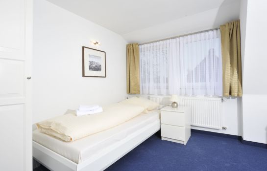 Single room (superior) Leitner's Hotel Garni